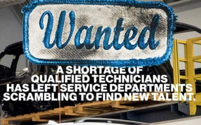Automotive Technician Shortage?