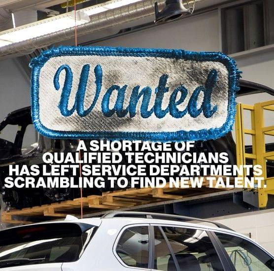 Automotive Technician Shortage?